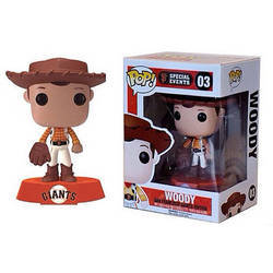 Toy Story - Woody San Francisco Giants Edition