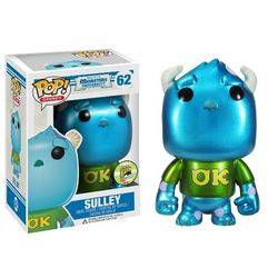 Monsters U - Sulley Metallic