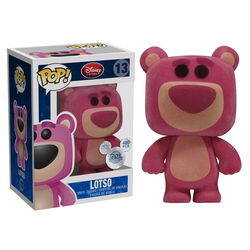 Toy Story - Lotso Flocked