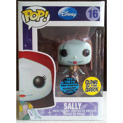 The Nightmare Before Christmas - Sally Glow In The Dark