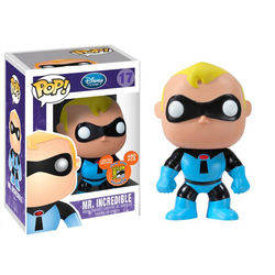 The Incredibles - Mr. Incredible Blue Suit