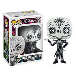The Nightmare Before Christmas - Jack Skellington Day of The Dead