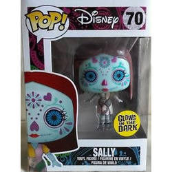 The Nightmare Before Christmas - Sally Day Of The Dead Glow In The Dark