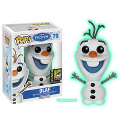 Frozen - Olaf Glow In The Dark
