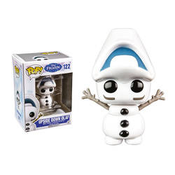 Frozen - Upside Down Olaf