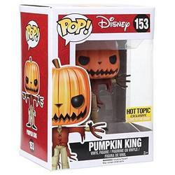 The Nightmare Before Christmas - Jack the Pumpkin King Glow In The Dark