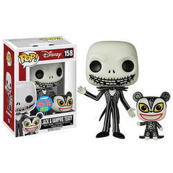 The Nightmare Before Christmas - Jack And Vampire Teddy