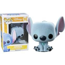 Lilo & Stitch - Stitch Flocked