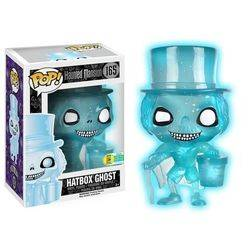 Haunted Mansion - HatBox Ghost Blue Glow In The Dark