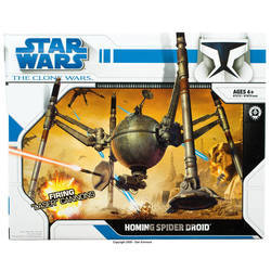 Homing Spider Droid