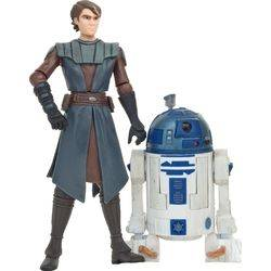 Anakin Skywalker & R2-D2