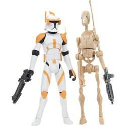 Clone Commander Cody & Battle Droid