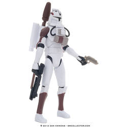 Clone Trooper with Space Gear