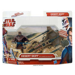 Desert Skiff with Anakin Skywalker