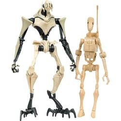 General Grievous & Battle Droid