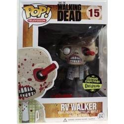 The Walking Dead - RV Walker Zombie Bloody