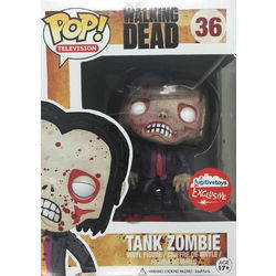 The Walking Dead - Tank Zombie Bloody