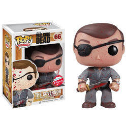 The Walking Dead - The Governor Bloody