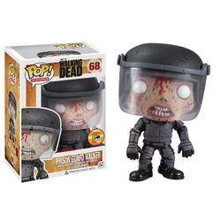 The Walking Dead - Prison Guard Zombie Bloody
