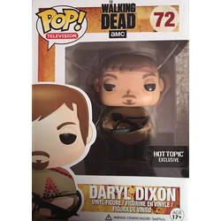 The Walking Dead - Daryl Dixon Poncho Bloody