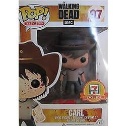 The Walking Dead - Carl Bloody