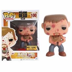 The Walking Dead - Injured Daryl Bloody