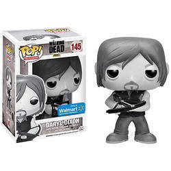 The Walking Dead - Daryl Dixon Black and White