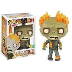 The Walking Dead - Burning Walker