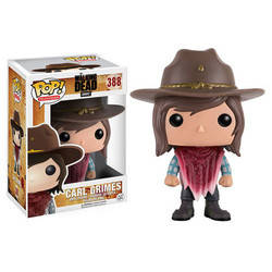 The Walking Dead - Carl Grimes Poncho