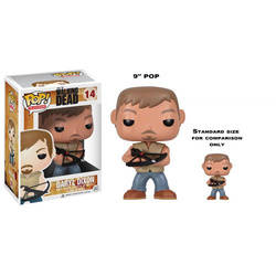 The Walking Dead - 9″ Daryl Dixon
