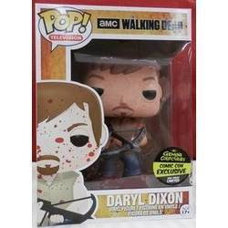 The Walking Dead - 9″ Daryl Dixon Bloody