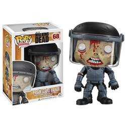 The Walking Dead - Prison Guard Zombie