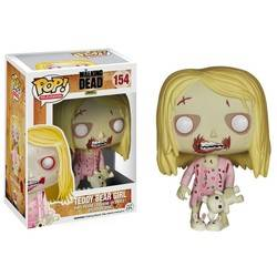 The Walking Dead - Teddy Bear Girl