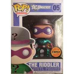 DC Universe - The Riddler Metallic