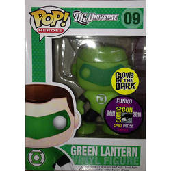 DC Universe - Green Lantern Glow In The Dark