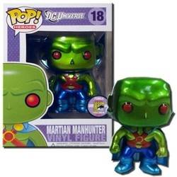 DC Universe - Martian Mahunter Metallic