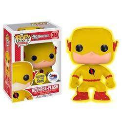 DC Universe - Reverse Flash Glow In The Dark