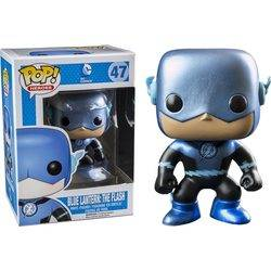 DC Comics - Blue Lantern The Flash Metallic