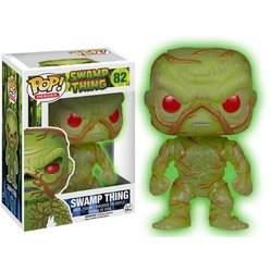 Swamp Thing - Swamp Thing Glow In The Dark