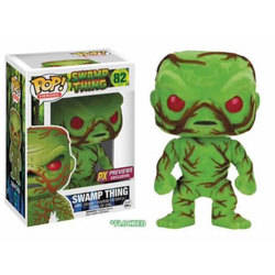 Swamp Thing - Swamp Thing Flocked Smell