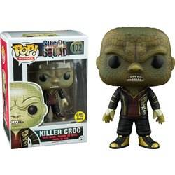 Suicide Squad - Killer Croc Glow In The Dark