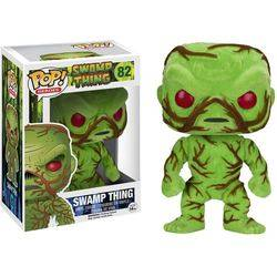 Swamp Thing - Swamp Thing Flocked