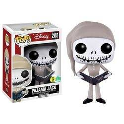 The Nightmare Before Christmas - Pajama Jack Skellington