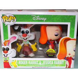 Roger Rabbit - Roger And Jessica Rabbit