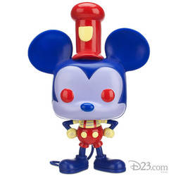 Disney - Steamboat Willie Red And Blue 9