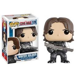 Civil War - Winter Soldier