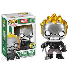 Marvel Universe - Ghost Rider metallic