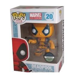 Marvel Universe - Deadpool Yellow