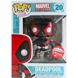 Marvel Universe - Deadpool Inverse