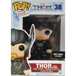 Thor The Dark World - Thor With Helmet